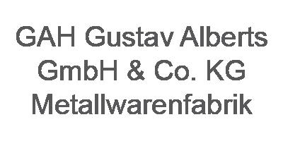 GAH Gustav Alberts GmbH & Co. KG Metallwarenfabrik