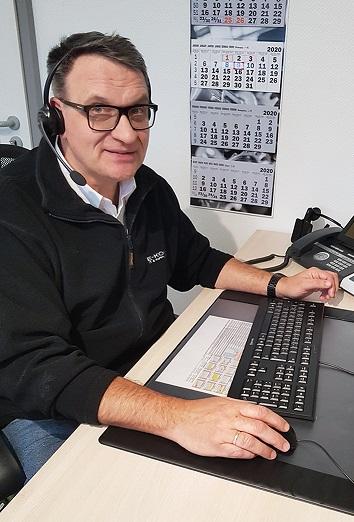 Neu bei E-KOMM: Frank Steinhauer verstärkt das Team