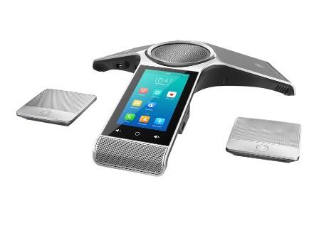 Yealink CP960 IP-Konferenztelefon inkl. 2x CPW90 Mikrofonen