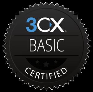 E-KOMM ist zertifizierter Partner für 3CX-Telefonanlagen