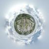 360 Grad Luftaufnahme